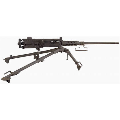 Browning - M2 HB .50 HMG (with Tripod)